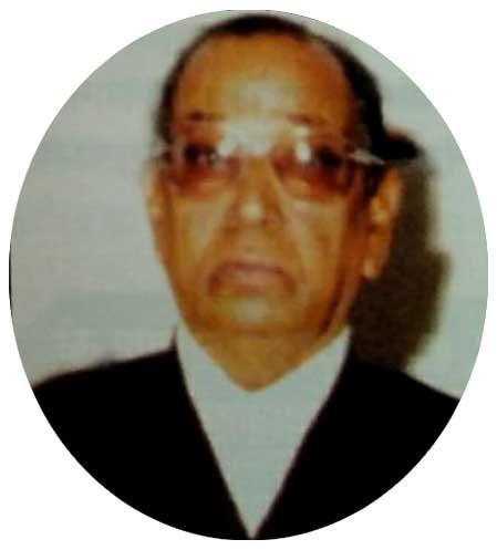 स्व. श्री रूपराज जी कोठारी