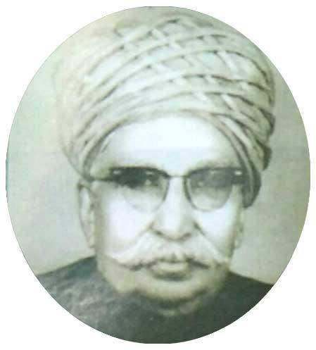 स्व. श्री रामलाल जी लुणीया