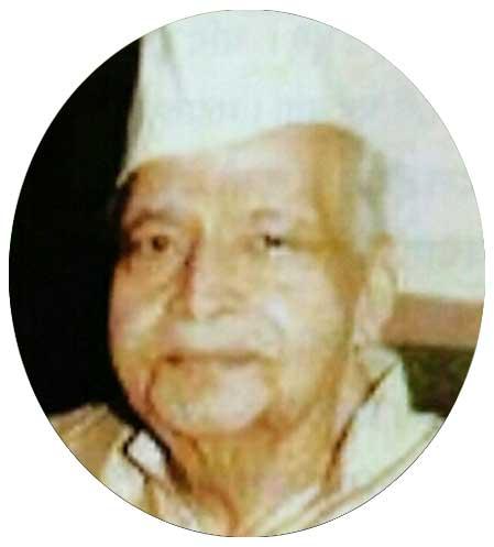 स्व. श्री अमरचन्द जी लूणिया